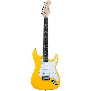 Photogenic エレキギター イエロー ST-180