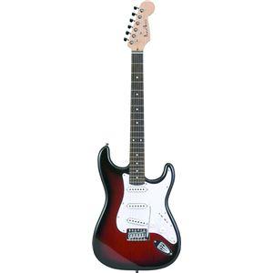Photogenic エレキギター レッドサンバースト ST-180