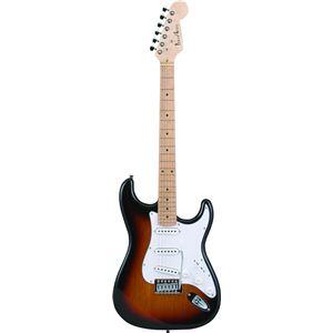 Photogenic エレキギター サンバースト ST-180M