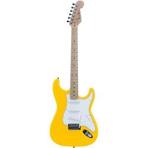 Photogenic エレキギター イエロー ST-180M