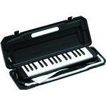 鍵盤ハーモニカ ブラック P3001-32K/BK