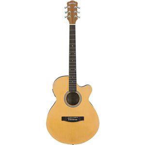 Sepia Crue エレクトリックアコースティックギター Natural EAW-200 N