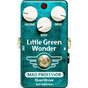 MADPROFESSOR オーバードライブ Little Green Wonder