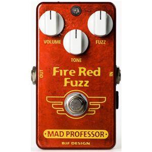 MADPROFESSOR ファズ Fire Red Fuzz