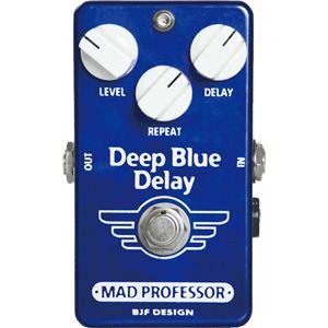 MADPROFESSOR ディレイ Deep Blue Delay