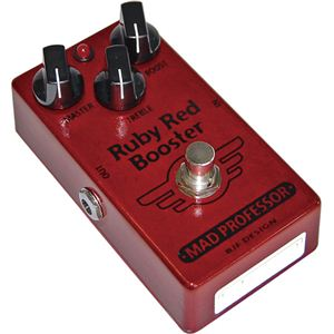 MADPROFESSOR ブースター (NEW) Ruby Red Booster