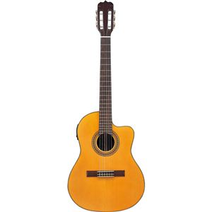 Sepia Crue エレクトリックガットギター Natural CE-430