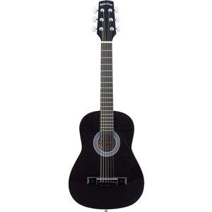 Sepia Crue ミニギター W50 BK