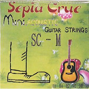 ミニアコースティックギター弦 SC-M