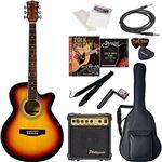 Sepia Crue  エレクトリックアコースティックギター エントリーセット EAW-01/VS ヴィンテージサンバーストの詳細ページへ