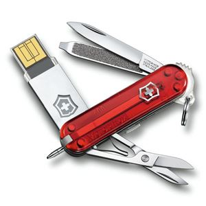 ビクトリノックス アーミーナイフ USBフ<strong>ラッシュメモリ 8GB
