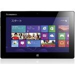 59375051 LENOVO タブレットパソコン IdeaPad Miix10 Windows 8 Office搭載の詳細ページへ