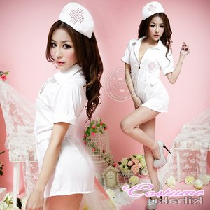 白衣の天使 ナース服 コスプレ