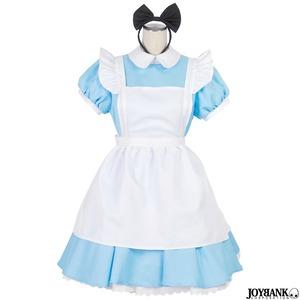 アリスメイドコスチューム♪ ワンピースセット【コスプレ衣装/ハロウィン】