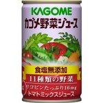 カゴメ 野菜ジュース(食塩無添加)160g 30本の詳細ページへ