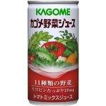 カゴメ 野菜ジュース 190g 30本の詳細ページへ