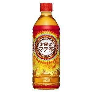 日本コカ・コーラ 太陽のマテ茶 500ml 24本