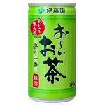 伊藤園 おーいお茶・緑茶 190gl缶 60本セットの詳細ページへ