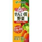 紙パック 伊藤園 せんい質野菜 200ml  48本セットの詳細ページへ