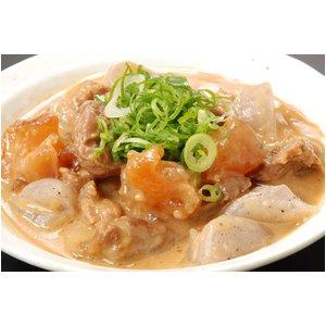 牛スジ煮込み韓国風&牛どて煮 1.2キロ(300gx4)