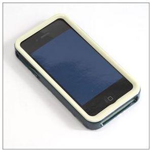 TORY BURCH(トリーバーチ) LOGO LATTICE A iPhone4/4S 専用ケース ハードカバー ネイビー系 41129028 465 NAVY MULTI