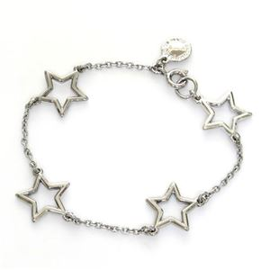 MARC BY MARC JACOBS(マークバイマークジェイコブス) Chasing Stars Bracelet スターモチーフ ブレスレット M0004275-041 80083 ARGENT
