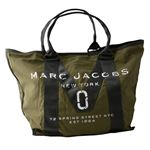 MARC JACOBS (マークジェイコブス) M0011223-313 Army Green ミリタリーロゴプリント トートバッグ A4サイズ対応 New Logo Toteの詳細ページへ
