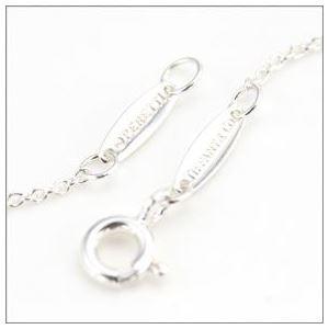 TIFFANY&CO(ティファニー) ダイヤモンド バイ ザ ヤード ネックレス ダイヤモンド 0.05ct 16in 24944395