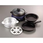 ミニ電気グリル鍋「ちょこっと電気なべ」 の詳細ページへ