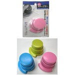 針なし ステープラー ピンク・黄緑・ブルー 【12個セット】 FR-002の詳細ページへ