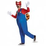 マリオ ラクーン デラックス Mario Raccoon Deluxe Adult コスチューム 大人男性用 XL 98825Dの詳細ページへ