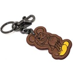 COACH アウトレット Coach x Disney コーチ×ディズニー コラボ シャイ ミッキー レザー キーホルダー / キーリング F59866 BKSADの詳細ページへ