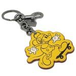 COACH アウトレット コーチ×ディズニー コラボ ミッキーマウス スケートボード レザー チャーム / キーリング F59869 BKBANの詳細ページへ