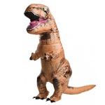 ジュラシックワールド Tレックス 膨張式 大人用 コスチューム T-Rex Adult  810481の詳細ページへ