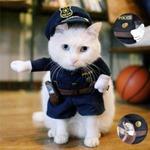ペット ポリスマン コスチューム 子猫用 PetsLove Pet Policeman Costume X0013RYXOJ-S の詳細ページへ