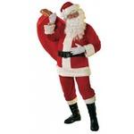 サンタ コスチューム 大人用 ベロア調 New X - Lg Velour Santa 23321の詳細ページへ