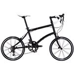 2014モデル DAHON(ダホン) Dash X20 20インチ 20speed マットブラック Lサイズ 折りたたみ自転車の詳細ページへ
