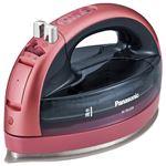 パナソニック(家電) コードレススチームアイロン (ピンク) NI-WL604-P