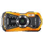 リコーイメージング 防水デジタルカメラ WG-50 (オレンジ) WG-50ORの詳細ページへ