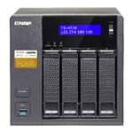 QNAP TS-453A 16TB HDD (WD ミドル 4TB HDD x 4) T453A4MW40
