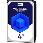 WESTERN DIGITAL WD Blueシリーズ 3.5インチ内蔵HDD 4TB SATA3(6Gb/s) 5400rpm64MB