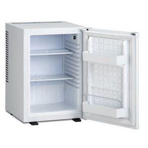 三ツ星貿易 1ドア冷蔵庫 40L ML-40W ホワイト