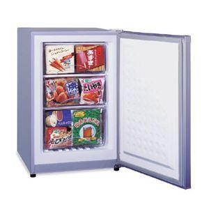 ホームフリーザー 三ツ星貿易 エクセレンス 家庭用冷凍庫 86L MA-6086