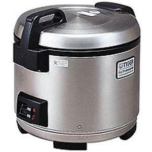 タイガー/TIGER 業務用炊飯ジャー 炊きたて 2升炊き ステンレス JNO-A360 XS 】