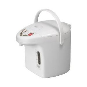 ピーコック魔法瓶 電動給湯ポット(カルキとばし) 2.5L ホワイト WMI-25-W