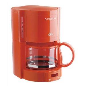 カリタ/Kalita コーヒーメーカー カフェコローレ V-102 オレンジ
