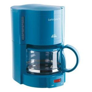 カリタ/Kalita コーヒーメーカー カフェコローレ V-102 ブルー