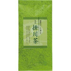 (まとめ)深蒸 掛川茶 100g×3袋