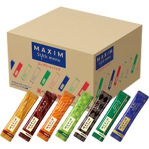 (まとめ)マキシム スティックメニュー 7種コンプリートパック 116本入×2箱
