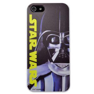 スマホカバー Slim Grip iPhone 5s/5 STAR WARS(ダースベイダーフェイス)